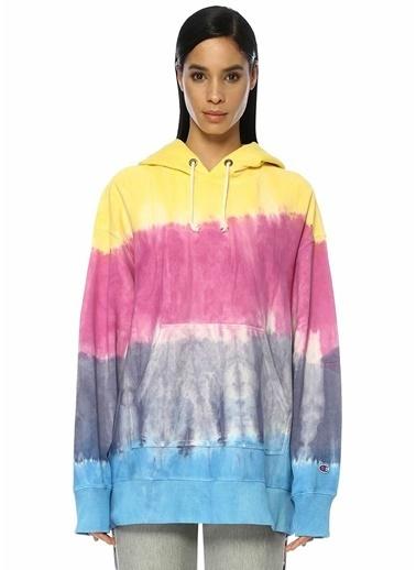 Champion Sweatshirt Renkli